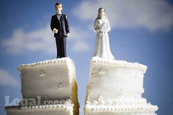 Divorcios: cómo proceder legalmente