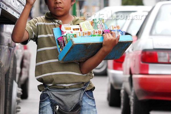 El trabajo infantil es un delito
