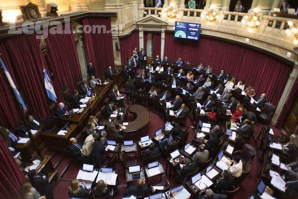 ¿Cómo se sanciona una ley en Argentina?