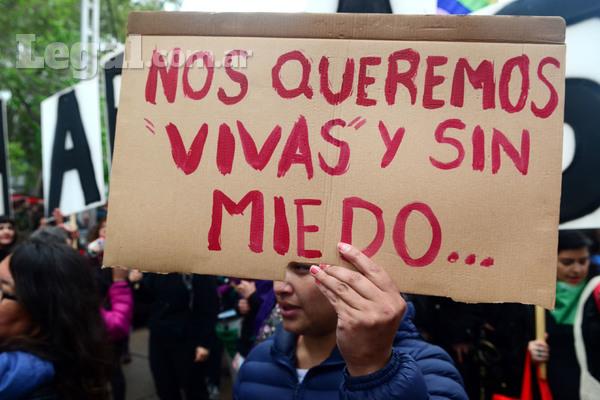 Argentina, incluida en un programa de la ONU para luchar contra los femicidios